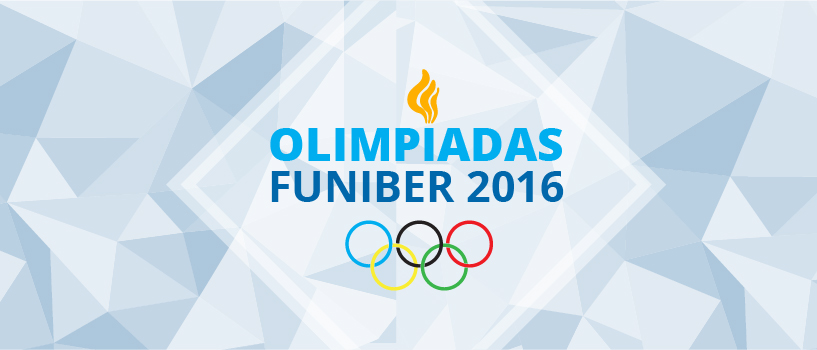 """FUNIBER soma-se aos Jogos Olímpicos Rio 2016 com o Concurso """"Olimpíadas FUNIBER"""""""