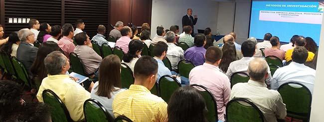 Ciclo de conferencia de Antonio Pantoja na Colômbia é concluído com êxito