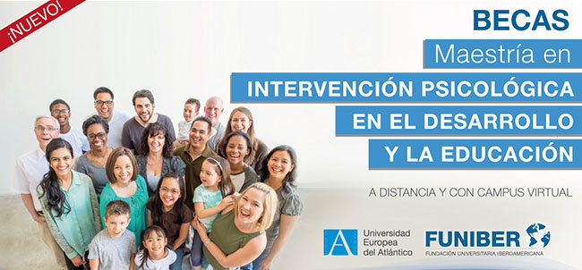 Convocatória de Bolsas para o Mestrado em Intervenção Psicológica no Desenvolvimento e na Educação na Costa Rica