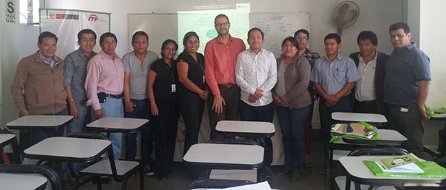 Projeto de inovação do setor agroalimentar no Peru é finalizado com sucesso