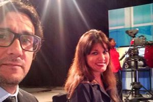 """Entrevista à FUNIBER no programa """"Tudo às 10"""" da Televisão de Moçambique"""