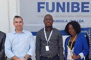 A sede da FUNIBER em Angola muda de localização