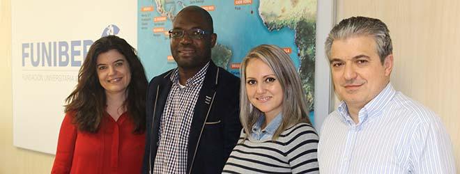 Em Angola, FUNIBER fomenta a formação superior de professores