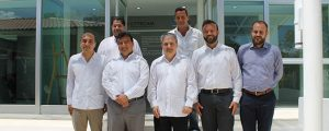Foi inaugurado hoje o novo edifício do CITTECAM em Campeche (México)