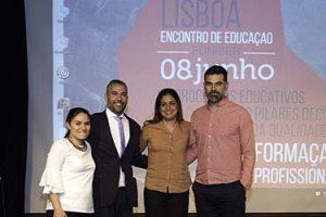Docentes e estudantes celebraram o Encontro de Educação em Lisboa