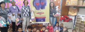 FUNIBER finaliza a participação na Campanha de Inverno 2017