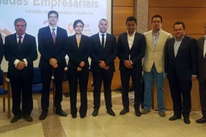 Diretores e profissionais estiveram reunidos nas Jornadas Empresariais de Lisboa organizadas pela FUNIBER