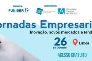 FUNIBER organiza Jornadas Empresariais em Lisboa