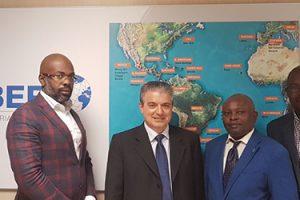 Representantes do Enongo Southern Investments visitam a FUNIBER Espanha