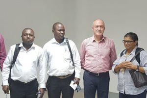 Palestras de formação do Dr. Pantoja em Moçambique despertam grande interesse