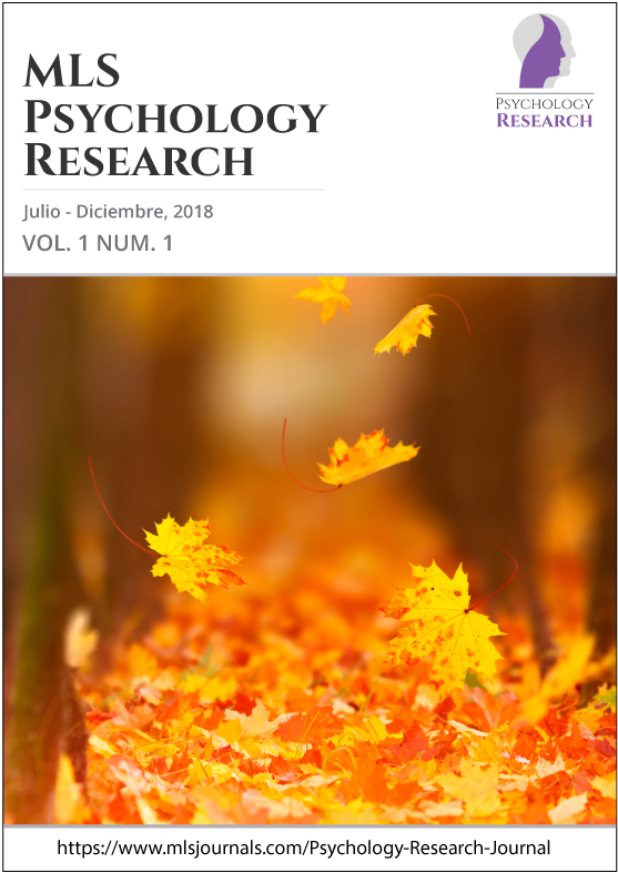 revista científica Psychology Research