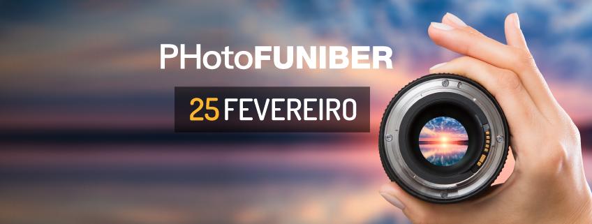 FUNIBER lança 1º Concurso de Fotografia, PHotoFUNIBER'19