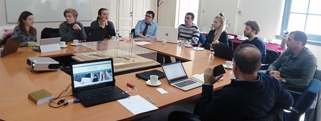 FUNIBER participa de reunião em Atenas para acompanhar o projeto ESSENCE