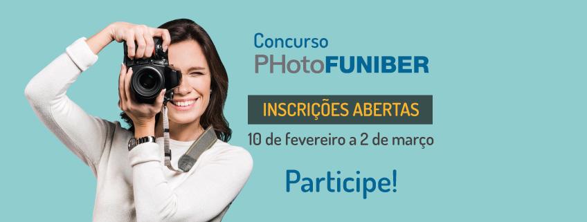 FUNIBER organiza o 2º Concurso Internacional de Fotografia, PHotoFUNIBER'20