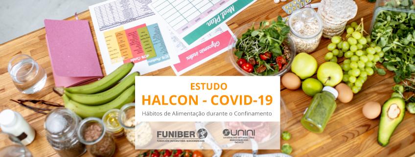 FUNIBER patrocina estudo HALCON sobre hábitos de alimentação durante o confinamento