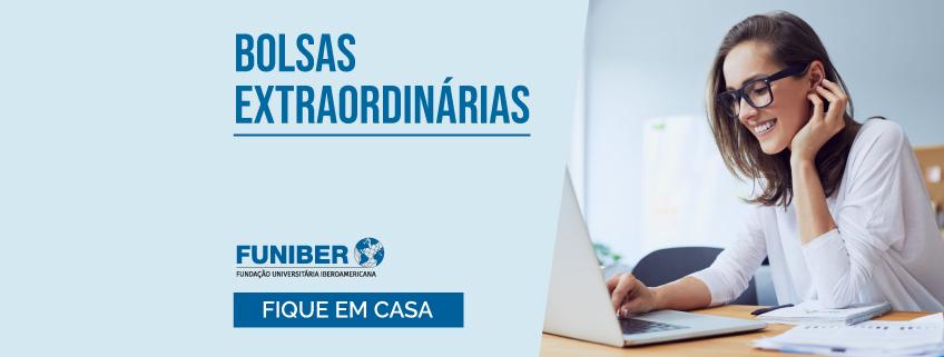 FUNIBER anuncia bolsas extraordinárias para o acesso a programas on-line de formação universitária