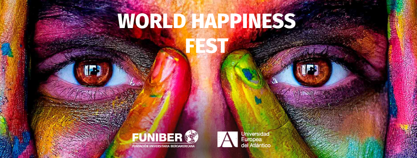 FUNIBER participa do World Happiness Fest, evento on-line sobre felicidade e bem-estar