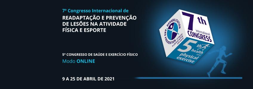 FUNIBER organizará o Congresso Internacional de Reabilitação e Prevenção de Lesões