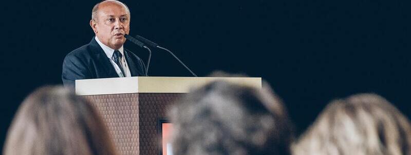 BrunoMezzetti, professor do mestrado em saúde, reconhecido entre os pesquisadores mais influentes do mundo