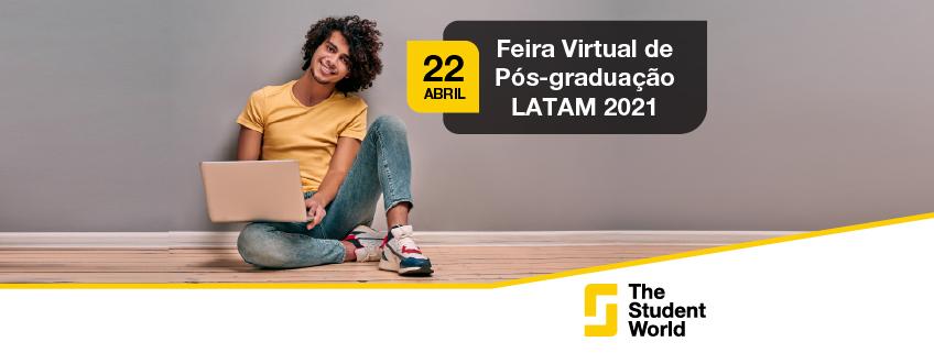 FUNIBER informa sobre o programa de bolsas de estudo na feira virtual