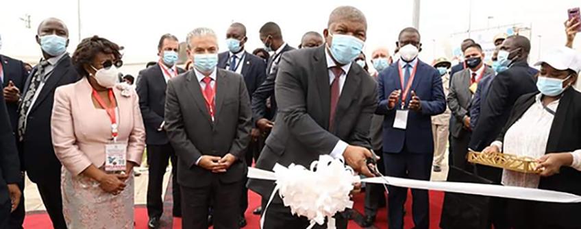 FUNIBER participa de ato inaugural do Campus Universitário da UNIC, em Angola