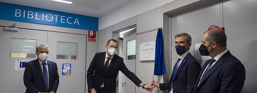 UNEATLANTICO inaugura o Laboratório de Biologia Celular e Molecular